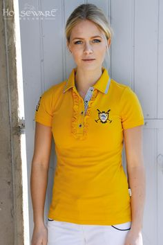 Spring Yellow @ new Horseware collection