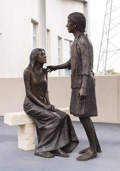 Bronze Sculptor | Hannah Holmes Stewart Sculpture