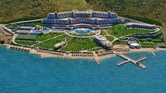 Een zicht op kefaluka resort