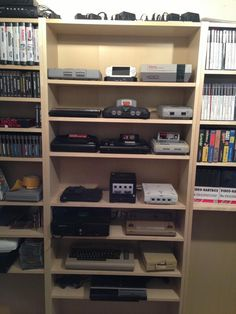 Console collection display