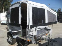 New RV manufacturer models available in CA Off Road Tent Trailer, Tent Trailer Camping, Off Road Rv, Rv Manufacturers, Tiny Trailers, Golf Carts, Campers, The Great Outdoors, Offroad