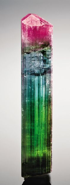 Tourmaline http://marjan.yourfreedomproject.com Minerals And Gemstones, Rocks And Minerals, Rare Gemstones, Natural Gemstones, Emerald Gemstone, Emerald Rings, Ruby Rings, Watermelon Tourmaline, Terra