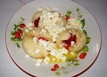 Kynuté jahodové knedlíky Potato Salad, Grains, Potatoes, Ethnic Recipes, Potato, Seeds, Korn