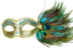 Obliging New Phantom Of The Opera Venetian Masquerade Mask Metal Half Face Mask For Women Blue Rhinestones Natural & Alternative Remedies Fashion Jewelry