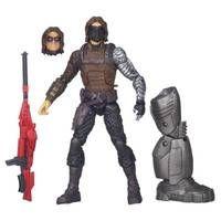 Shop Captain America Marvel Legends Winter Soldier Figure