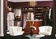 Six Traits of a Fantastic Walk-In Closet! #blog