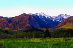 Sun Ranch near Ennis, Montana. http://fayranches.com/property/sun-ranch-madison-river