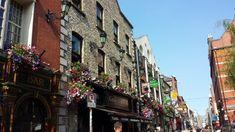 Temple Bar area, Dublin, Ireland