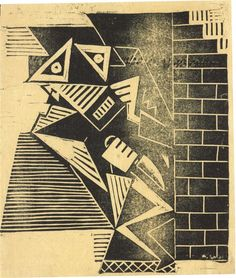 linořez, x 22 cm Writers And Poets, Constructivism, Cubism, Printmaking, Surrealism, Modern Art, Cool Art, Graphic Design, Illustration