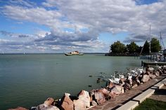 Lake Balaton, in Hungary Oh The Places You'll Go, Places To Travel, Places Ive Been, Travel Destinations, Places To Visit, Next Holiday, Cultural, Central Europe, Dream Vacations