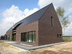 brick clad barn - Google Search