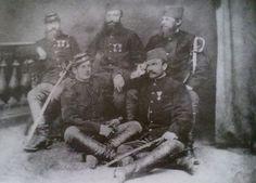 Рат 1876. године, дрински добровољци. War in 1876 - Serbian volunteers