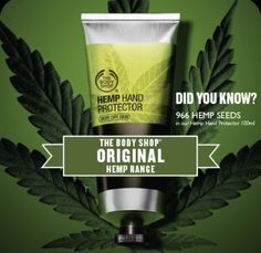 The Original Hemp Hand Protector. Moisture High for the very dry! Beauty Boost, Beauty Kit, Health And Beauty, Body Shop At Home, The Body Shop, Body Shop Australia, Body Shop Skincare, Interactive Posts, Makeup Is Life