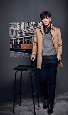 ADHOC F/W 2014 Ad Campaign Feat. Ji Chang Wook | Couch Kimchi