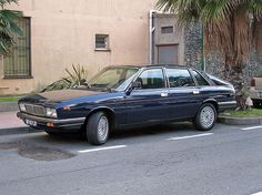 1976-84 Lancia Gamma (model 830)