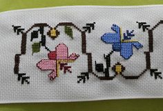 Cross Stitch Borders, Cross Stitch Designs, Cross Stitch Patterns, Oriental, Bargello, Cross Stitch Embroidery, Tatting, Elsa, Diy And Crafts