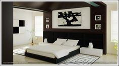Dreamed Bedroom third render by diegoreales on DeviantArt