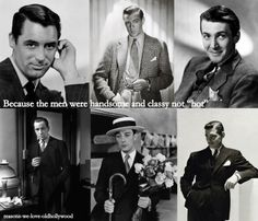The old black-and-white actors were gentlemen. True Gentleman, Gentleman Style, Finding Mr Right, Like A Sir, Gents Fashion, Braveheart, Old Soul, Pretty Men, Hair Looks
