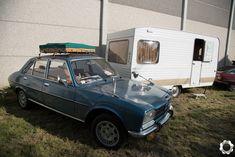 Peugeot 504 au Rétros du Plateau par News d'Anciennes
