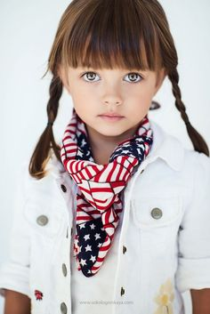 50 Hairstyles with Bangs For Little Girls - The Good Haircut Precious Children, Beautiful Children, Beautiful Babies, Cute Kids, Cute Babies, Kind Photo, Baby Kind, Cool Haircuts, Stylish Kids