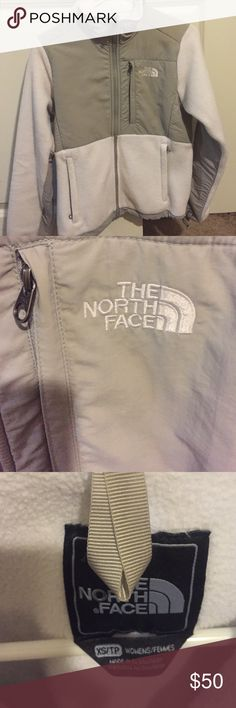White north face. Size XS. White north face. Size XS. GREAT condition! North Face Jackets & Coats