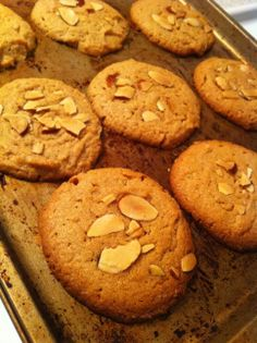 Delicious cookies with almond liqueur- Frangelico Peanut Butter Cookies