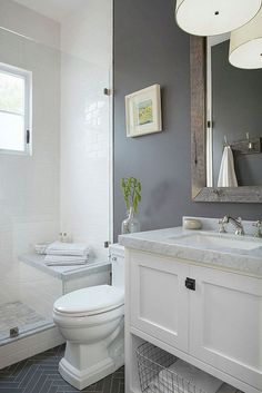 Cool 60+ Insanely Cool Small Master Bathroom Remodel Ideas on a Budget https://homegardenmagz.com/60-insanely-cool-small-master-bathroom-remodel-ideas-on-a-budget/