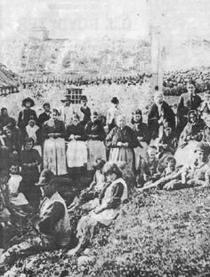 The Famine in County Down, Ireland 1845 - 1850, Ros Davies' Co. Down, Northern Ireland Family History Research Site