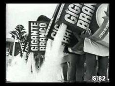 PROPAGANDA COMERCIAL BRASIL BRAZIL JINGLE ANO 1973 SABAO EM PO GIGANTE B...