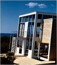 The Frank House, Fire Island Pines, New York, 1961
