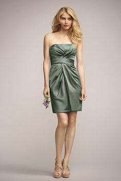 Watters Maids Dress Myrtle Style 3341 | Watters.com