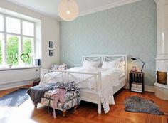 Скандинавские спальни | Sweet home