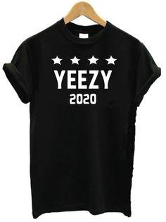 Kanye West Yeezy 2020, Presidential Tee Shirt