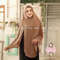 Details about Nalini Instant Hijab Khimar One Piece Pinless Slip On Scarf Muslim Islam Abaya Lauza Instant Hijab One Piece Khimar Amira Slip On Scarf Abaya Islam Muslim Muslim Hijab, Muslim Dress, Islam Muslim, Hijab Gown, Hijab Outfit, Modern Hijab Fashion, Abaya Fashion, Instant Hijab, Moslem Fashion