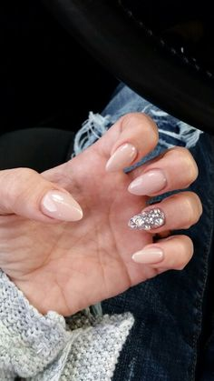 I use to have square but this always looks unique no matter what im stuck on almond shape nails