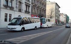 autobusy-krakow (8) Krakow, Street View, Van, Vans, Vans Outfit