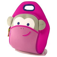 Buy Pink Monkey Lunch #Bag @ Rs 1750 Only  #Freeshing