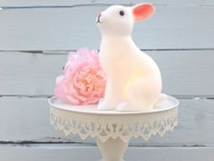 White Bunny Rabbit Night Light LED