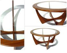 Retro To Go: eBay watch: 1960s G-Plan Astro circular coffee table