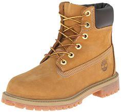 timberland kids' 6-inch classic waterproof boot