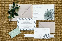15 Rustic Farmer's Market Style Wedding Invitations | SouthBound Bride