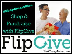 #ShopSmartGive: Shop and Fundraise Through FlipGive