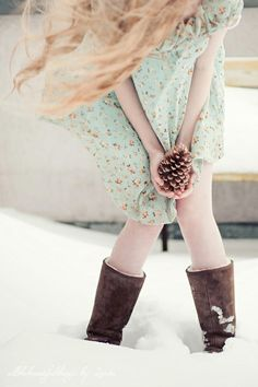 i don't really like uggs... but i would consider them if i lived in snow