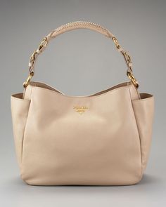 Part of a great Spring collection!  This Prada bag really rocks!  It would go so well with many things in my wardrobe.
