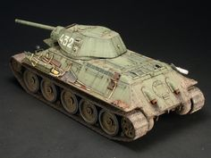 T-34/76 (1:48) | Pat Johnson
