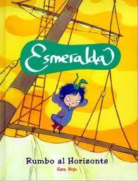 esmeralda rumbo al horizonte