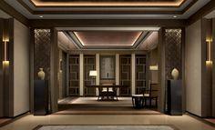 琚宾--北京燕西华府样板房从方案到施工现场 - 家居别墅 - MT-BBS