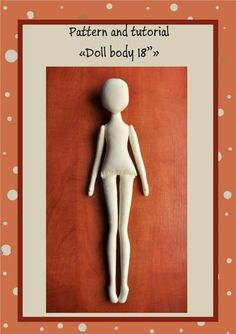 PDF, Cloth Doll Pattern,PDF Sewing Tutorial,Soft Doll Pattern This tutorial consists of doll patterns Also there is a tutorial with photos of making a doll body. The pattern is on sheet of paper. Master class is Doll Sewing Patterns, Sewing Dolls, Doll Clothes Patterns, Diy Doll Pattern, Doll Amigurumi Free Pattern, Cloth Patterns, Pattern Sewing, Amigurumi Doll, Pattern Books
