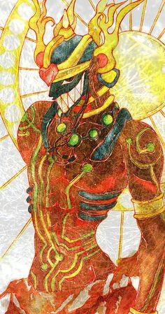 SUMMER WARS: Love machine by muttiy.deviantart.com on @deviantART