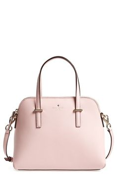 Coral! Gorgeous! kate spade new york 'cedar street - maise' satchel available at #Nordstrom